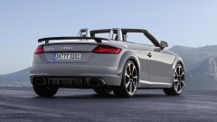 Nuova Audi TT RS: 400 cv possono bastare? - Immagine: 34
