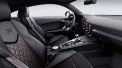 Nuova Audi TT RS: interni