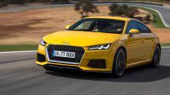 Nuova Audi TT, sarà una sportiva elettrica?