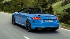 Nuova Audi TTS competition plus, lo stile va di corsa - Immagine: 3