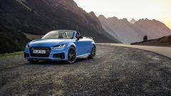 Nuova Audi TTS competition plus, lo stile va di corsa - Immagine: 5