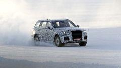 Nuova Aurus Komendant: il super SUV voluto dal presidente russo Putin