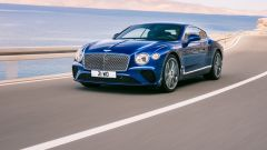 Nuova Bentley Continental GT 2018: lusso e tecnologia al top - Immagine: 14
