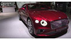 Nuova Bentley Continental GT 2018: lusso e tecnologia al top - Immagine: 1