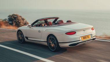 Nuova Bentley Continental GT Convertible 2019