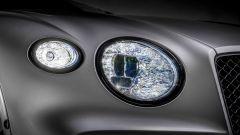Nuova Bentley Continental GT Speed: i bellissimi fari anteriori a LED