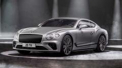 Nuova Bentley Continental GT Speed: il 3/4 anteriore