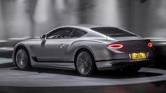 Nuova Bentley Continental GT Speed: il 3/4 posteriore