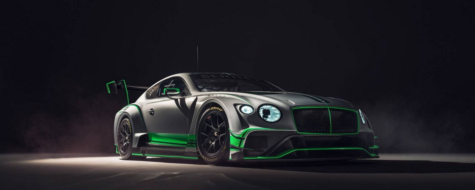 Nuova Bentley Continental GT3: quella da corsa
