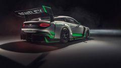 Nuova Bentley Continental GT3: quella da corsa - Immagine: 4