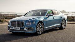 Dati tecnici e foto della nuova Bentley Flying Spur Mulliner