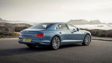 Nuova Bentley Flying Spur Mulliner: l'ultimo gioiello della Casa inglese