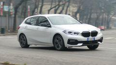 Nuova BMW 118i Sport prova, motore, interni, prezzo