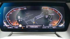 Nuova BMW 118i Sport DCT: la strumentazione digitale
