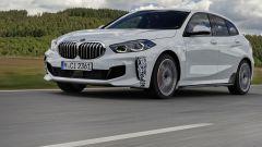 Nuova BMW 128ti: ecco quando esce la Serie 1 rivale di Golf GTI