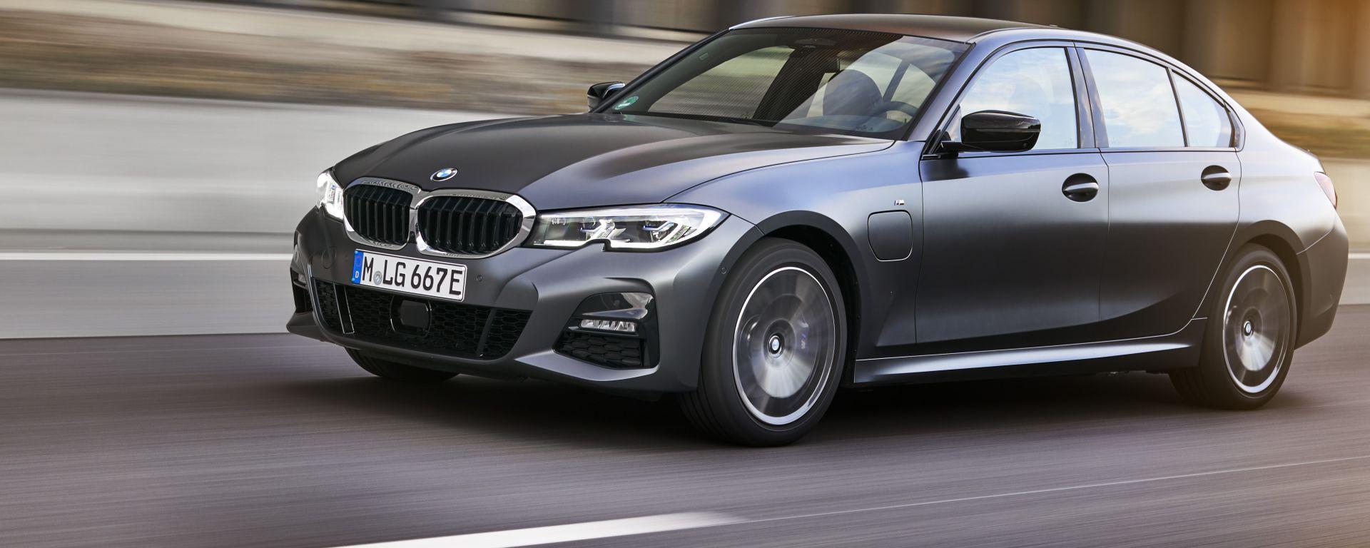 Nuova BMW 320e