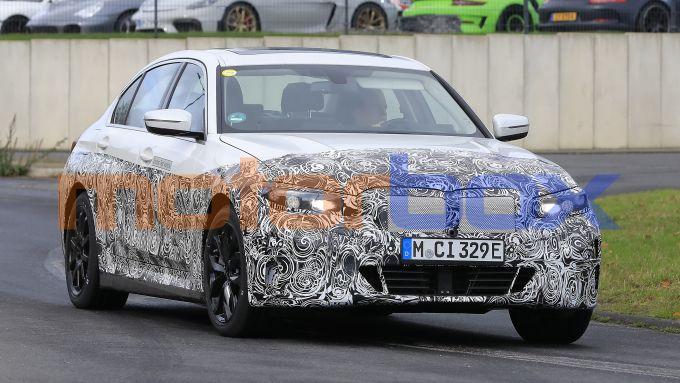 Nuova BMW i3: condividerà la meccanica con il SUV iX3