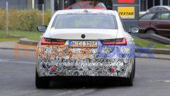 Nuova BMW i3: dalla coda sono spariti i tubi di scarico