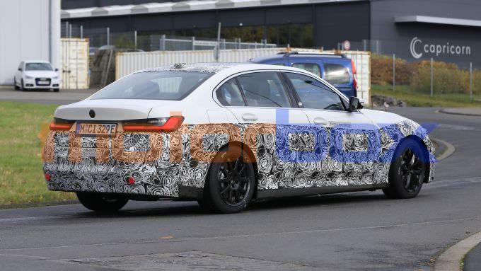 Nuova BMW i3: in arrivo la berlina elettrica tedesca