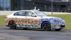 Nuova BMW i3: la berlina elettrica prosegue i collaudi