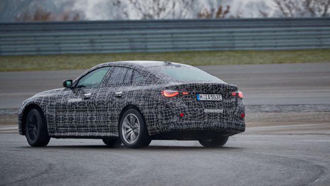 Nuova BMW i4: danza fra i cordoli come una vera sportiva. Arriverà la M?
