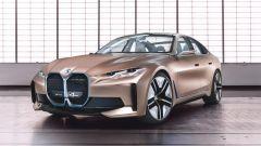 Nuova BMW i4: il concept porta numerosi spunti stilistici che rivedremo sulla versione di serie