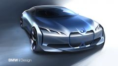BMW i4, dal 2021 l'elettrica su base Serie 4. Eccola in azione - Immagine: 8