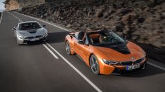 Nuova BMW i8 Roadster e Coupé 2018: più potenza e autonomia - Immagine: 2