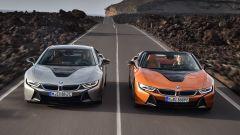 Nuova BMW i8 Roadster e Coupé 2018: più potenza e autonomia - Immagine: 3