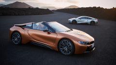 Nuova BMW i8 Roadster e Coupé 2018: più potenza e autonomia - Immagine: 14