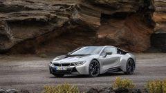 Nuova BMW i8 Roadster e Coupé 2018: più potenza e autonomia - Immagine: 17