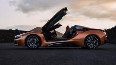 Nuova BMW i8 Roadster e Coupé 2018: più potenza e autonomia - Immagine: 29