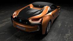 Nuova BMW i8 Roadster e Coupé 2018: più potenza e autonomia - Immagine: 42