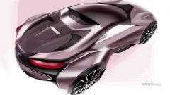 Nuova BMW i8 Roadster e Coupé 2018: più potenza e autonomia - Immagine: 45