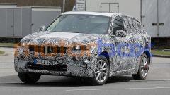 Nuova BMW iX1: sfrutterà la piattaforma costruttiva FAAR 2