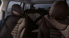 Nuova BMW iX3: i sedili