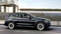 Nuova BMW iX3: scheda tecnica e foto del SUV elettrico