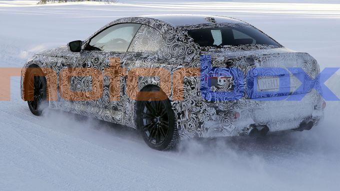 Nuova BMW M2 Coupé: completerà la gamma della nuova compatta di Monaco