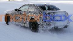 Nuova BMW M2 Coupé: si vedono i 4 tubi di scarico delle versioni M