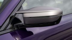 Nuova BMW M240i xDrive Coupé: gli specchietti M