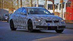 Nuova BMW M3: le prime foto dell'anti-Giulia Quadrifoglio - Immagine: 1