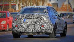 Nuova BMW M3: le prime foto dell'anti-Giulia Quadrifoglio - Immagine: 2