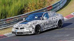 Nuova BMW M3 Competition: oltre 500 CV per battere la Giulia - Immagine: 2