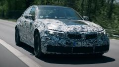 Nuova BMW M3 G80, debutto a settembre 2020