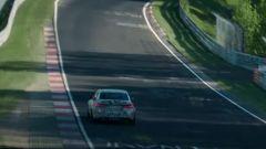 Nuova BMW M3, il prototipo al 'Ring