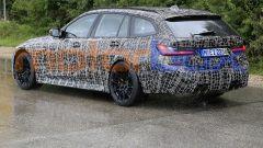 Nuova BMW M3 Touring, prime foto spia. Quando esce, quale motore