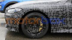 BMW M3 Touring, la super wagon è già in strada. Prime foto spia - Immagine: 9