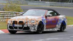 Nuova BMW M4 Cabrio, la Coupé avrà presto compagnia. Le foto spia - Immagine: 6