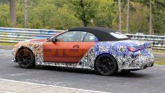 Nuova BMW M4 Cabrio, la Coupé avrà presto compagnia. Le foto spia - Immagine: 7