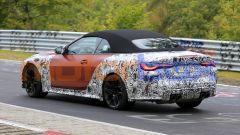 Nuova BMW M4 Cabrio, la Coupé avrà presto compagnia. Le foto spia - Immagine: 8